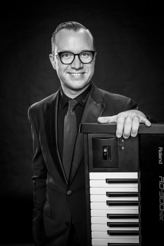 """Leon Rygol aus Neuenkirchen Klavier ist seit 2015 (oder 2016? Er ist unsicher…) dabei und schwärmt: """"Wenn man den Zugang zu seinem Instrument hat, dann kann das die größte Erfüllung sein."""""""
